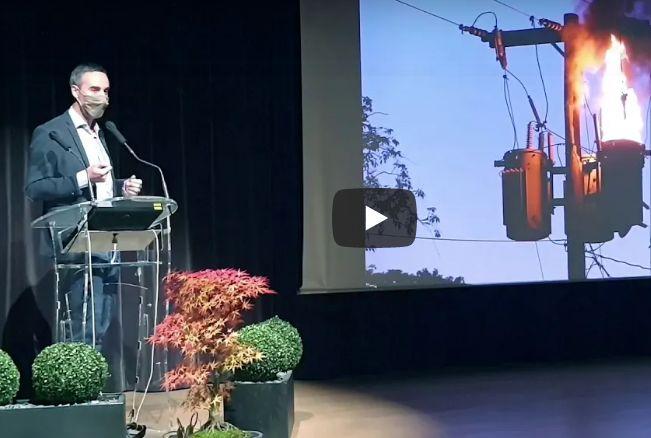 """Vidéos de la conférence """" Les Energies Renouvelables dans la production d' électricité. Enjeux et Réalités"""""""